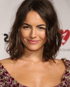 Camilla Belle Shoulder Length Bob Hairstyles