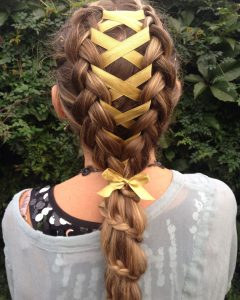 Corset Braided Hairstyles