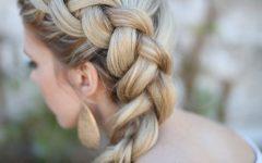 Dutch Heart Braid Hairstyles