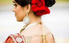 Indian Bridal Long Hairstyles