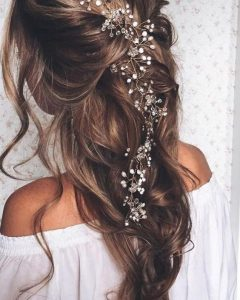 Long Hairstyles For Balls