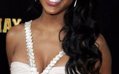 Meagan Good Long Hairstyles
