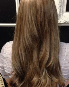 Medium Brown Tones Hairstyles with Subtle Highlights