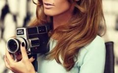 Sixties Long Hairstyles