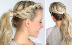 Twisted Pony Hairstyles