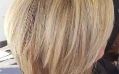 Two-Layer Bob Hairstyles For Thick Hair