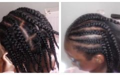 Easy Cornrows Hairstyles