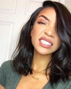 Cute Medium Hairstyles For Black Women