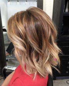 Bronde Beach Waves Blonde Hairstyles