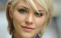 Cute Short Haircuts for Thin Straight Hair