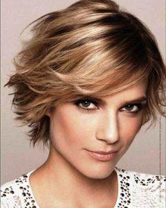 Short Shag Haircuts For Women