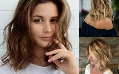 Adorable Wavy Bob Hairstyles