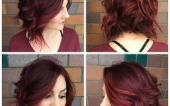 Edgy Red Hairstyles
