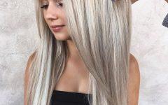 Ash Blonde Short Curls Hairstyles