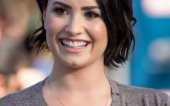 Demi Lovato Short Haircuts