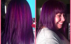 Purple Haze Hairstyles