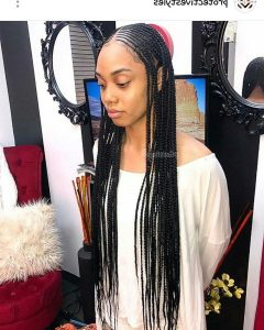 Braided Hairstyles To The Scalp