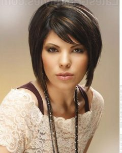 Dramatic Short Hairstyles