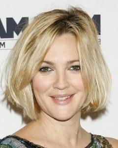 Drew Barrymore Short Haircuts