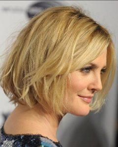 Drew Barrymore Short Hairstyles