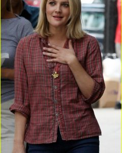Drew Barrymore Medium Hairstyles