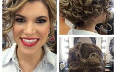 Wedding Hairstyles for Short Hair Bridesmaid