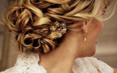 Wedding Hairstyles for Medium Hair for Bridesmaids