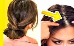 Easy Updos for Medium Thin Hair