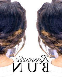 Braid And Bun Hairstyles