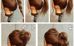 Cute Updos for Long Hair Easy