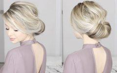 Easy Hair Updos for Medium Length Hair