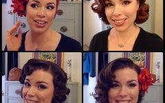 1950s Medium Hairstyles