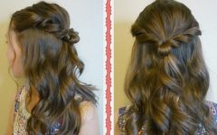 Twisting Braided Prom Updos
