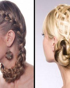 Updos For Medium Thin Hair