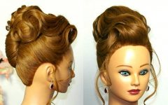 Fancy Updo Hairstyles