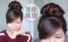 Everyday Updo Hairstyles for Long Hair