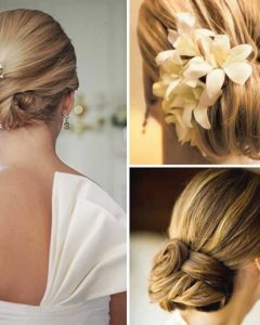 Wedding Hairstyles For Short And Thin Hair