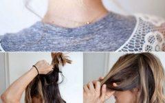 Cinnamon Bun Braided Hairstyles