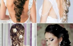 Long Hair Up Wedding Hairstyles