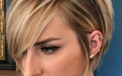Pixie Hairstyles with Sleek Undercut