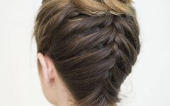 Plaited Chignon Braid Hairstyles