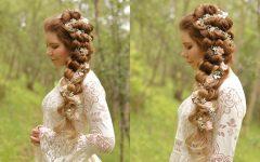 Side Braid Wedding Hairstyles
