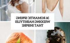 Spring Wedding Hairstyles For Bridesmaids