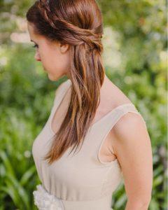 Wedding Hairstyles Down For Thin Hair