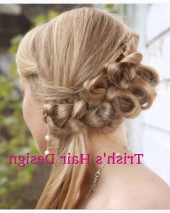 Wedding Updos With Bow Design