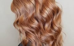 Rosewood Blonde Waves Hairstyles