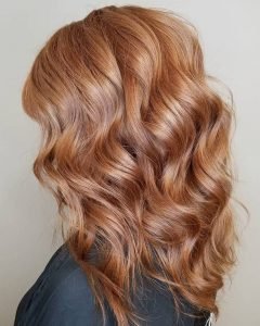 Rosewood Blonde Waves Hairstyles