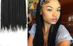 Braided Extension Hairstyles