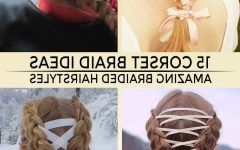 Corset Braid Hairstyles