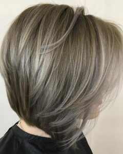 Layered Medium Bob Hairstyles